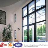 Fenêtre fixe en aluminium de la Chine de nouvelle vente en gros mieux évaluée de fabricant