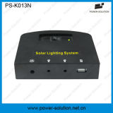 2015 Sale caldo 4W Solar System per Home Lighting con il USB Solar Phone Charger