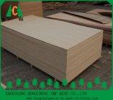 La chapa de la teca hizo frente a la madera contrachapada de la teca del grado de la madera contrachapada/de los muebles