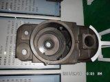 Iron gris Sand Casting Gearbox Housing para Wheel Loader