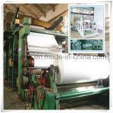 Doppelt-Seiten Fertigkeit-Papierherstellung-Maschinen-Gerät