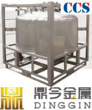 CCS Ss316 Edelstahl-rechteckiger Behälter