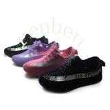 حارّ جديدة يصل نمط نساء حذاء رياضة أحذية