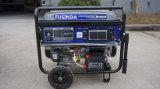 5kw/6kVA Generator van de Benzine van de Stroom 220/380V de Elektrische met Ce/Euro II