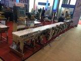 De geautomatiseerde Sorterende Machine van het Gewicht met 4 Afzet van het Kanaal voor Dode Vissen