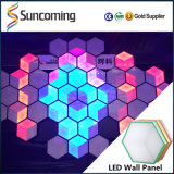 도매를위한 RGB 3D 디스코 LED 전원 천장 조명 빛