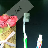 Cepillo de dientes disponible del hotel estilo al por mayor del hotel del nuevo