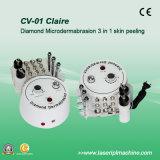 직업적인 마이크로 피부 다이아몬드 Dermabrasion 피부 회춘 기계