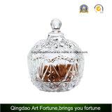 De Gebemerkte Luxe van de Kruik van het glas Kaars met de Verpakking van de Doos van de Gift