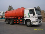 Absaugung-Abwasser-LKW der China-Marken-20tons