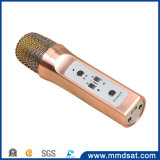 Микрофон Bluetooth микрофона Karaoke K9 Handheld беспроволочный