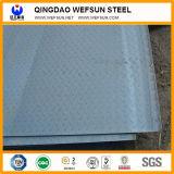 Kaltgewalzte Stahlplatte