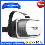 Стекла фактически реальности 3D коробки Vr + регулятор Remote видеоигры Bluetooth