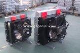 Réfrigérant à huile en aluminium avec le moteur hydraulique