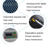 목제 아크릴을%s 이산화탄소 Laser 절단기 조판공 기계