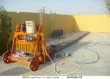 値を付けさせる機械を移動式セメントの空のブロック(QMJ4-45)