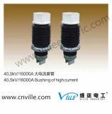 Bocal de transformador de alta corrente Bfw-40.5 / 16000-4 usado para distribuição de energia