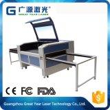 De goede CNC Machine van de Schoen van de Snijder van de Laser voor Leer