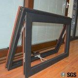 Guichet en bois en aluminium de tente de profil de qualité avec le blocage détraqué, guichet en aluminium, guichet en aluminium, guichet Kz301