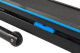 Incline la mayoría popular de la manera Rrunning Máquina plegable 1.75HP motorizado eléctrico Ffitness uso en el hogar caminadora