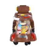 Vente en gros China Factory Baby Twist Car Ride on Toy pour enfants avec panier