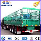 Rimorchio del camion del palo degli assi 33t di iso ccc 3 per i prodotti