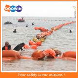 كبل أو خطّ الأنابيب [فلوأت-ووت] عمليات تحت مائيّ يرفع حقيبة