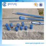 Shank Hex 22 * ​​108mm Taper Drill Rod for Mining