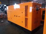 パーキンズイギリスのエンジンCe/CIQ/Soncap/ISOを搭載する320kw/400kVA極度の無声ディーゼル発電機