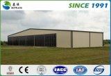 Stahlkonstruktion-Gebäude Fabriate Lager für das Legen von Sachen in Garten