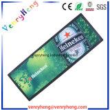 Farbenreicher Druck-nichtgewebte Gummistab-Matte für Förderung-Geschenk