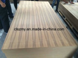 Decoration를 위한 가구 Grade Teak Plywood