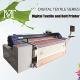 Silk/Cotton/Chiffon PrintingのためのベルトTextile Printer