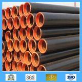 Tubo de acero inconsútil laminado en caliente de ASTM A106 para la venta