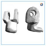 Geschmiedetes Teil für Gelenk hängt örtlich festgelegten Gabelkopf-Halter ein
