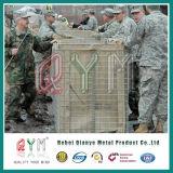 軍服のための高品質のHescoの洪水の障壁かHescoの電流を通された障壁