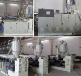 Máquina plástica del estirador de PE/PVC/PP con CE e ISO9001