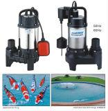 Bomba submersível de esgoto (MST 250, 400)