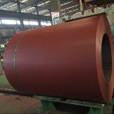 Az150 PPGL-Prepintó la bobina de acero del Galvalume y la bobina de acero cubierta color