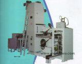 18L正方形のためのふたの接着剤の分配および乾燥機械はできる
