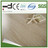 plancher stratifié par chêne de 12mm avec l'épreuve de l'eau pour la chambre à coucher et la salle de séjour