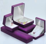 Empaquetado del anillo del LED/rectángulo de joyería del anillo Box/LED de la joyería