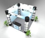 Будочка выставки Frameless модульная, один комплект для по-разному конструкций