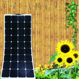 18V80W ETFE weich flexible elastische faltbare Bendable Sunpower Sonnenkollektor PV-Baugruppe