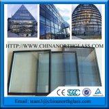 Vidro oco de vidro isolado vidro do edifício