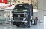 HOWO A7 6X4 420HPの頑丈なトラクターのトラック