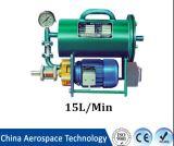 Mini máquina en línea portable de la filtración del petróleo