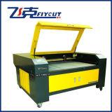 para el acrílico, cuero, tela, madera, cortadora de bambú del laser del CO2 del CNC
