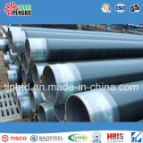 ASTM A53 schwarzer Kohlenstoff-nahtloses Stahlrohr des Grad-B