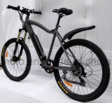 2017 New Inner Battery 27,5 polegadas Central Motor Mountain Electric Bike